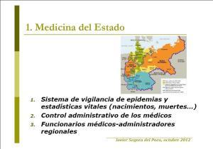 Medicina del Estado