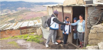 Territorio Saludable (VII): Las tres familias a la sombra del señorMarcelo